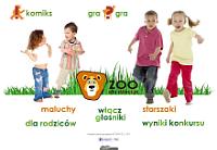 Dziecięce gry i zabawy - strony przyjazne dzieciom, dobre